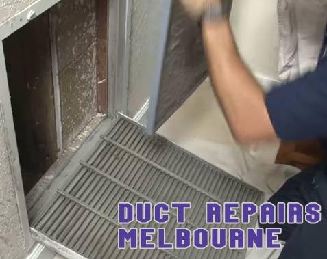 Duct Repairs Melbourne