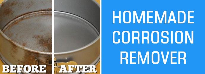 Homemade corrosion remover
